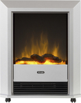 Dimplex Lee Silver Electric Fireplace 2kW $89.97 Delivered @ Costco (Membership Required)