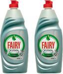 [Club Catch] 2x Fairy Platinum Dishwashing Liquid 625ml $5 ($4.50 with UNiDAYS) Shipped @ Catch