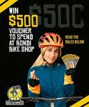 Win a $500 Voucher from Bondi Bike Shop