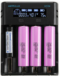Astrolux VC04 Smart Battery Charger US$14.99 (~A$20.44) + Delivery @ Banggood
