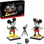 LEGO Disney Mickey Mouse & Minnie Mouse Buildable Characters 43179 $179 Delivered @ Amazon/Kmart