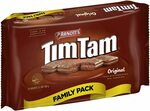 Arnotts Tim Tam Family Pack 365g $3.65 + Delivery ($0 with Prime/ $39 Spend) @ Amazon AU