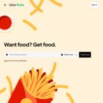 $20 off Grocery Shopping Order over $30 via Uber Eats