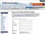 Free USB Flash Drive w/ Customization