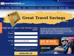 1 Month Booking Fee Free on Hostelworld.com