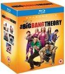 Big Bang Theory Season 1 - 5 Blu-Ray Set $~70 Delivered from Amazon UK