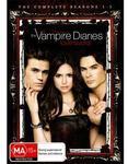 The Vampire Diaries: Seasons 1 - 3 $48 from Big W