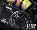 Olympus VR-320 14MP Digital Camera $79.99 + $6.95P/H