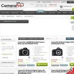 Canon 7D Body $1049, 60D Body $695 w bonus 16GB Memory - PU Brisbane or $17.50 Freight