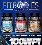 6kg Whey Protein Isolate delivered for $109! Choc, Vanilla & Banana