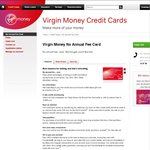 Virgin Money No Annual Fee Card - Free $50 EFTPOS Gift Card if Approved and Spend
