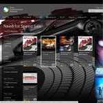 Need for Speed Sale PSN - US Account (NFS Most Wanted PS3 $9.99 or $5.00 for PS Plus Members)