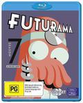 Futurama Season 7 Blu-Ray - $19 (+ $4.99 P/H) at MightyApe