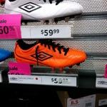 50% OFF Umbro Geo Flare Pro Men's Football Boots @ Rebel Sport