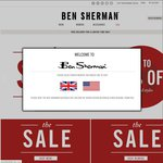 Ben Sherman End of Season Sale up to 50% OFF! (FREE DELIVERY)