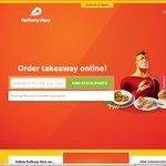 $11 Delivery Hero Credit ($20 Minimum Order)