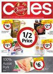 Coles Plain Flour 1kg $0.75, Nokia Lumia 520 $79, Gatorade Sports Drink 600ml $1.59 @ Coles