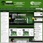 Venom Protein 10% off Everything 24-Hours