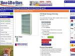 HD Metal Shelving, Price as Low as $208.50 + Free Delivery Sydney Metro