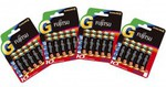 80 Fujitsu AA Batteries: $16.59 Delivered @ Dick Smith