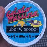 Free Gelato Messina 500ml Uber X Scoop [Flinders St, VIC]