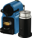 Nespresso DeLonghi Inissia Capsule Machine - Pacific Blue $109 after $40 CB @ The Good Guys