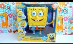 Sponge Bob Talking Figure large - BIG W $40 - Forest Hill Chase