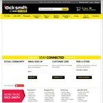 XMAS XXXL SALE @ Dicksmith (Online Only)