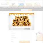 Free Salted Caramel Protein Sample from Bulk Nutrients