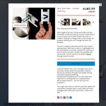 Qicklock Portable Door Lock- New Year Sale - $5.99 + Free Shipping