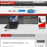 "Lenovo ThinkPad E460 i7-6500u (3.1Ghz) 8GB FHD 14"" 2GB VRAM $899.10 Shipped @ Lenovo Store"