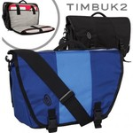 "Timbuk2 Commute Messenger Bag 2014 Small (13"") $27.98 Delivered, Black or Blue @OffTheBack"