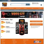 Free Rental at Video Ezy Express