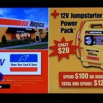 Repco - Spend $100 or More and Get a 12V Jumpstarter / Powerpack for $20