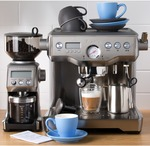 Breville BEP920BSS The Dual Boiler with Smart Grinder Pro $1038.40 (C&C) +$100 Store Credit @The Good Guys