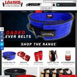 5% off Everything at Loaded Lifting