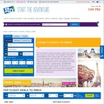 Paris Return ex Melbourne $949, Sydney $964 with Vietnam Airlines + $50 Off with $500 Land-Based Booking @ STA Travel