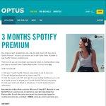 Optus Perks - Spotify Premium 3 Months Free (New Customers)