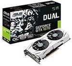 ASUS NVIDIA GTX 1070 8GB DUAL OC £298.67 (~AUD $480) EVGA NVIDIA GTX 1080 SC £454.31 (~AUD $730) Delivered @ Amazon UK