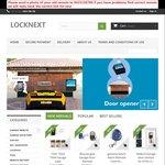 30% off Storewide Garage Door Remote, Garage Door Part, Car Remote, Carkeys, Transponder Key Blank 900+ Items @ LOCKNEXT.com.au