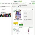 Sharpie Sale: Ultrafine 5pk $2.50 (Save $7.50), Fine Pens 4pk $2.50 (Save $7.50), Metal Pens 4pk $3.10 (Save $9.40) @ Woolworths