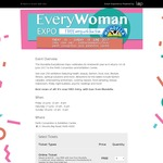 Every Woman Expo (PERTH 16 Jun - 18 Jun) - Free Entry