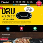 Any 3 Pizzas, Garlic Bread and 1.25l Drink $34.95 Delivered @ Domino's