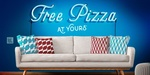 Spend $20 on Wine* and Receive a Free Domino's Pizza