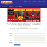 Win the Ultimate Gaming Package worth $10,000 from Computer Alliance