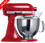 KitchenAid Mixer KSM150 - Empire Red - $479.20 - eBay Peter's of Kensington