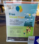 Free Steam Train Rides (Normally $20 Adults/$10 Kids) Saturday (25/11) 10AM-4:30PM @ Ormond, McKinnon & Bentleigh Stations (VIC)