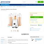 Kambrook Blitz2Go Active Blender $19 In Store @ Joyce Mayne