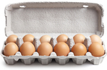 12 Fresh Cage Eggs 700g $2.70 (1 Month Shelf Life) @ Coles (Instore and Online)
