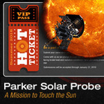 FREE: Send Your Name to the Sun on the Parker Solar Probe @ NASA